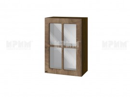 Горен шкаф за кухня Сити ВФ-Дъб натурал-06-118
