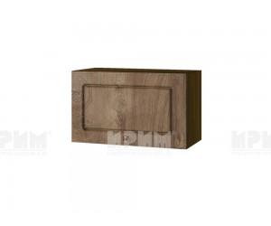 Горен шкаф за кухня Сити ВФ-Дъб натурал-06-15 МДФ - 60 см.