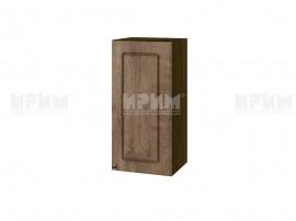 Горен шкаф за кухня Сити ВФ-Дъб натурал-06-16 ляв/десен