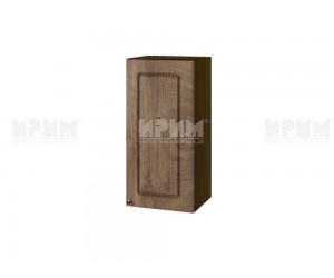 Горен шкаф за кухня Сити ВФ-Дъб натурал-06-16 МДФ - 35 см.