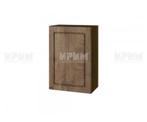 Горен шкаф за кухня Сити ВФ-Дъб натурал-06-18 МДФ - 50 см.