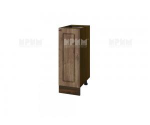 Долен шкаф за кухня Сити ВФ-Дъб натурал-06-20