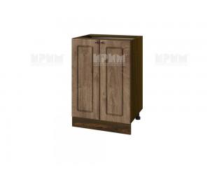 Долен шкаф за кухня Сити ВФ-Дъб натурал-06-22