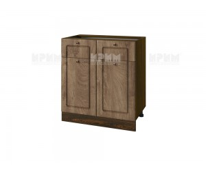 Долен шкаф за кухня Сити ВФ-Дъб натурал-06-26 МДФ - 80 см.