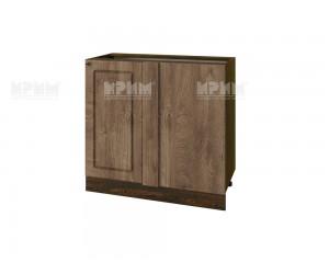 Долен кухненски шкаф за ъгъл Сити ВФ-Дъб натурал-06-42 МДФ - 90 см.