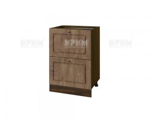 Долен шкаф за кухня Сити ВФ-Дъб натурал-06-44 МДФ - 60 см.