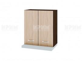 Горен кухненски шкаф за аспиратор Сити ВА-13 - 60 см.