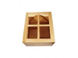 Горен кухненски шкаф Б40 2 - 40 см.