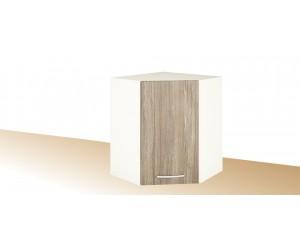 Горен ъглов шкаф за кухня PRIMO PG 10 - 60 см.