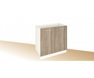 Долен кухненски шкаф за бордова мивка PRIMO PD 3 - 80 см.