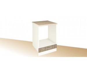 Долен кухненски шкаф за вградена фурна PRIMO PD 7 - 60 см.
