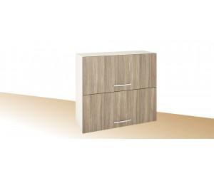 Горен шкаф за кухня PRIMO PG 12 с избор на ширини - 60 / 70 / 80 / 90 см.