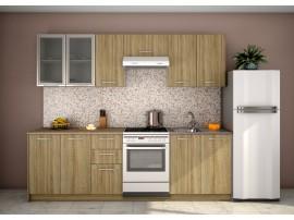 Кухня Primo 302 с включен термоплот