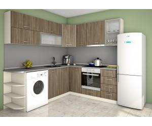 Кухня Primo 304 с включен термоплот