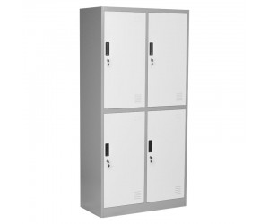 Метален шкаф Carmen CR 1251 J LUX