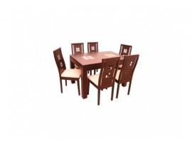 Комплект маса и столове Ларго