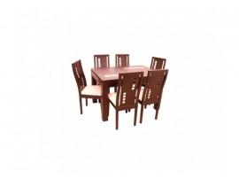 Комплект маса и столове Хармония