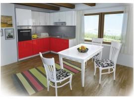 Комплект маса и столове Каприз-Фаворит