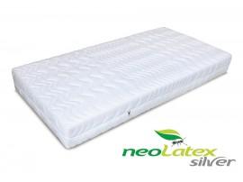 Двулицев матрак NeoLatex Silver