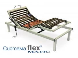 Подматрачна рамка система Flex Matic вариант