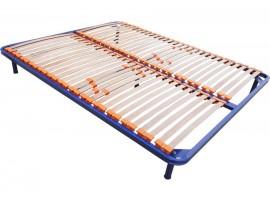 Метално ламелно легло Лукс