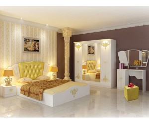 Спален комплект Виченца с матрак