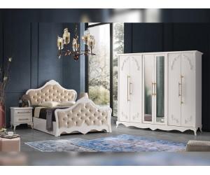 Луксозен спален комплект Sahra