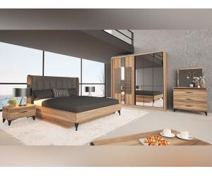 Луксозен спален комплект ASOS 160/200 см.