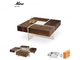 Холна маса Mina - бук