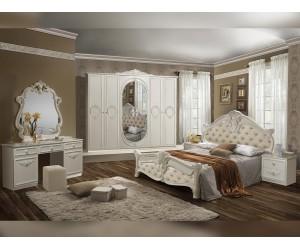 Луксозен спален комплект Letizzia