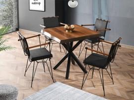 Комплект маса KUTUK 1153 и столове PENYEZ 2852