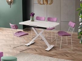 Комплект маса LOTUS 1704 и столове DENIZ 2554