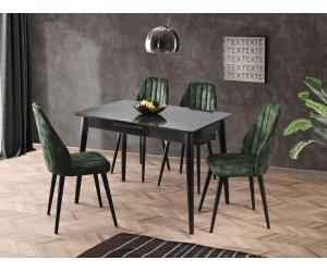 Комплект маса VENUS 1105 и столове DEFNE 2206