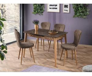 Комплект маса VENUS 1103 и столове LOREN 2101