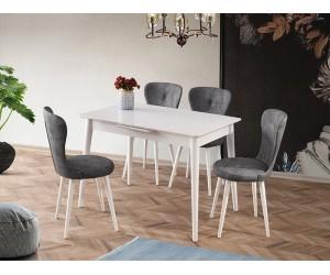 Комплект маса VENUS 1106 и столове LOREN 2111