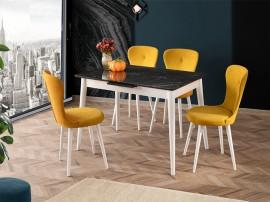 Комплект маса VENUS 1112 и столове LOREN 2117