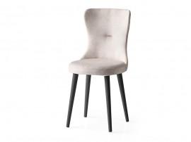 Трапезен стол Ela 376 - Бял