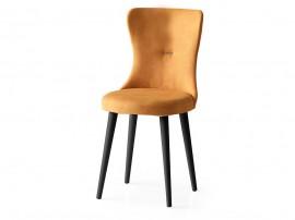 Трапезен стол Ela 378 - Жълт