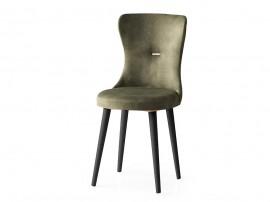Трапезен стол Ela 379 - Зелен